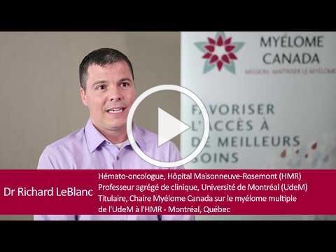 Série InfoVidéos de Myélome Canada #12 - processus d'approbation au Canada