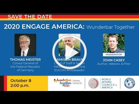 2020 Engage America: Wunderbar Together