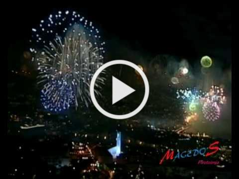 The largest Firework Display - Guinness World Records
