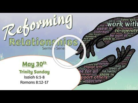 Trinity Sunday Worship Service for Open Door Churches of Salem and Keizer (UMC) - May 30, 2021