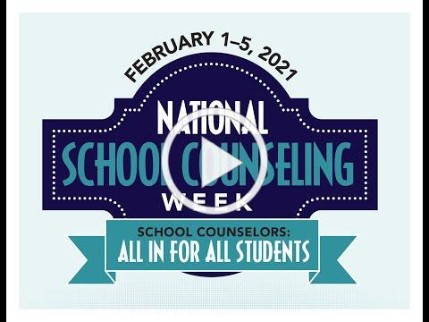 Kings School Counseling Week 2021