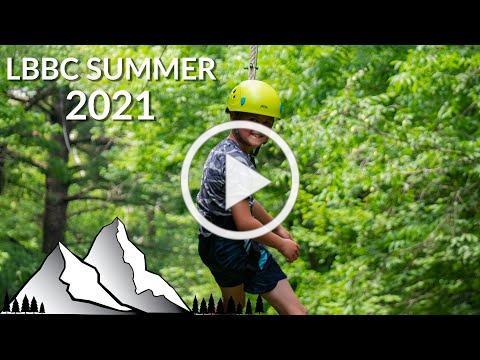Summer at Lake Beauty Bible Camp 2021