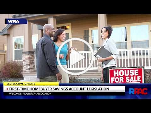 First-Time Homebuyer Savings Accounts