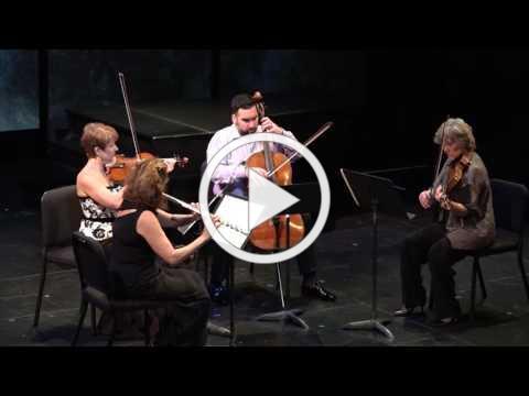 W.A. Mozart: Quartet in C Major for flute, violin, viola and cello, K.570