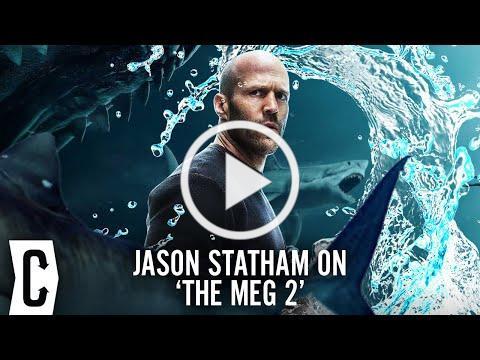 Jason Statham Reveals The Meg 2 Filming Start, Praises Director Ben Wheatley