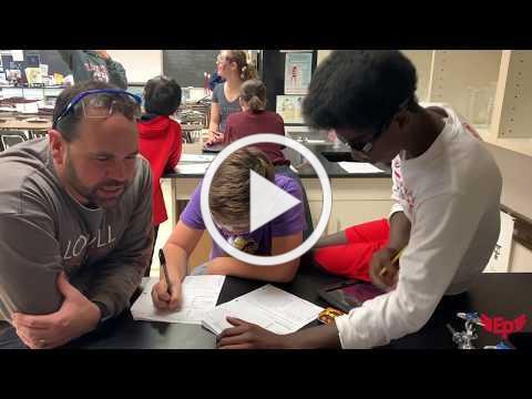 Eden Prairie Schools: We Inspire - Featuring Mr. Bill Prem
