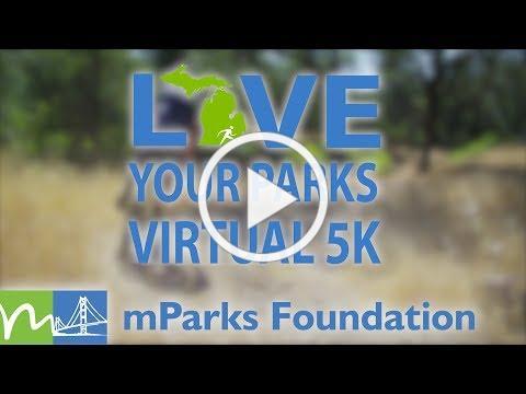 Mparks Virtual 5K PSA 2019
