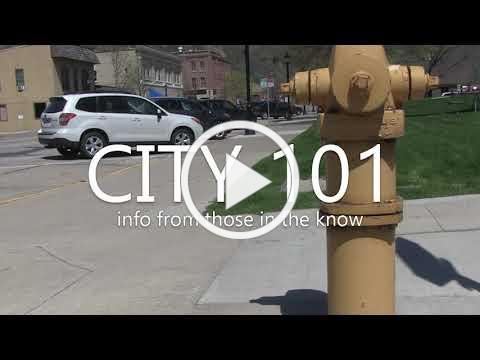 City 101 - Hydrant Flushing