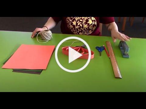 Paper Pumpkin: Crafts for Teens