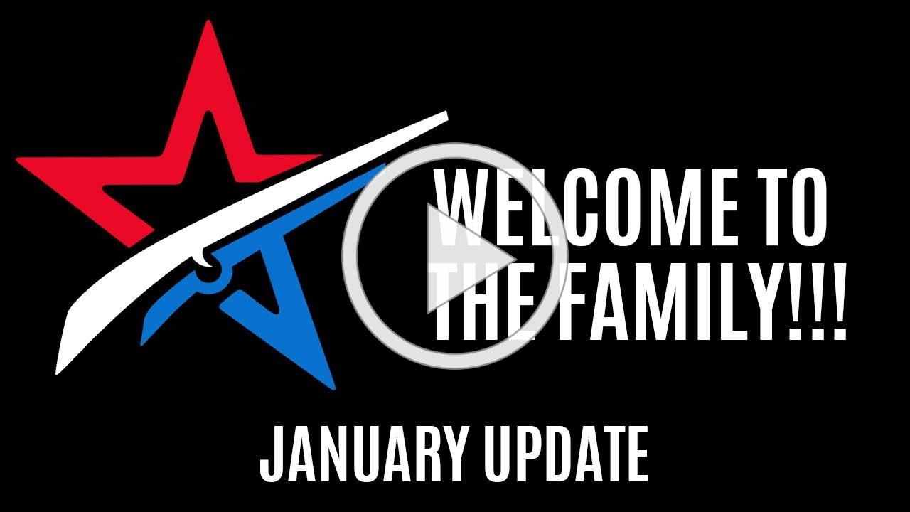 Activist Update - January - Welcome to the family San Bernardino