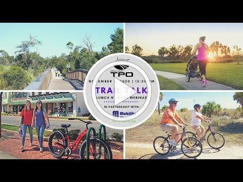 Trail Talk: Lunch N' Learn Webinar - November 2, 2020