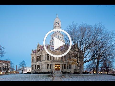 Landmarks Illinois' Richard H. Driehaus County Courthouse Initiative