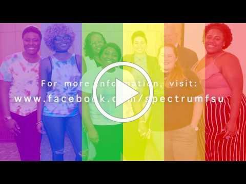 Frostburg State University SPECTRUM: Pride March 2017