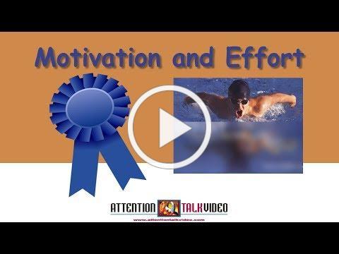 ADHD: Organization, Disorganization, and Effort