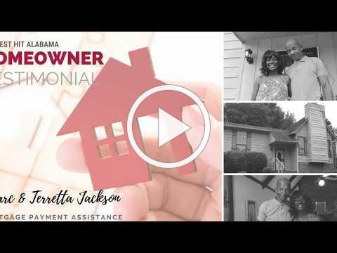 Homeowner Testimonial: Marc & Terretta Jackson