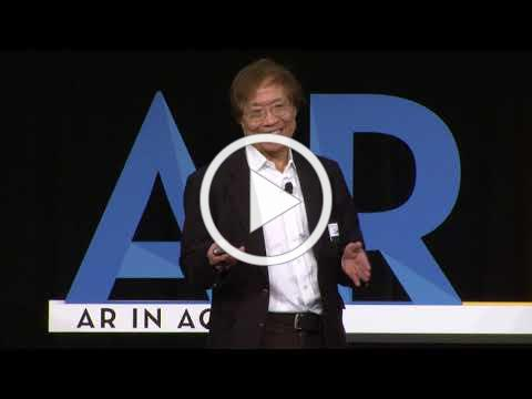 AR and VR Wearables Must Be Human Centric | John CC Fan | ARIA