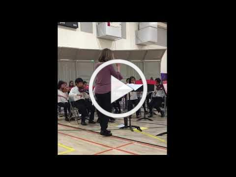 6th Grade Orch with LGHS 2019