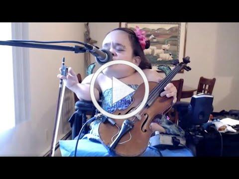 The Parting Glass / Brenda Stubbert's Reel 🍀 Performed by Gaelynn Lea for St Patrick's Day