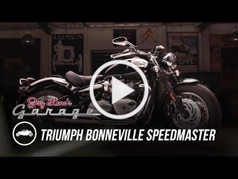 2018 Triumph Bonneville Speedmaster - Jay Leno's Garage