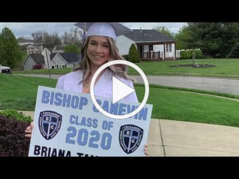 BC Class of '20 Sign Delivery