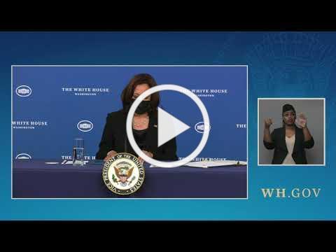 Vice President Harris Hosts a White House Roundtable on Black Women's Maternal Health