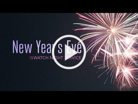 Watch Night - New Year's Eve Service at Pender UMC