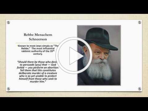Rabbis defend life