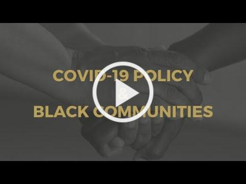 Joint Center Online Policy Briefing: COVID-19 & Accessible & Safe Voting for Black Communities