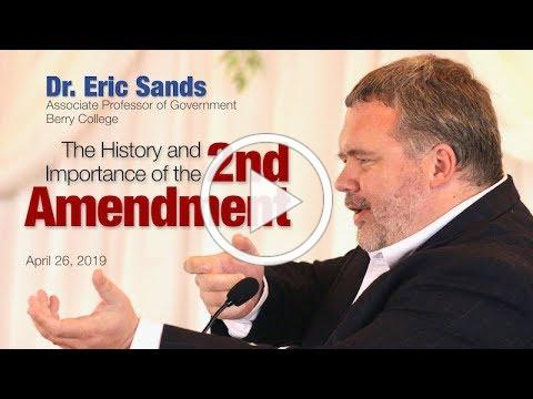 The History and Importance of the 2nd Amendment