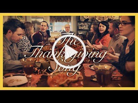 The Thanksgiving Song | Igniter Media | Thanksgiving Church Video