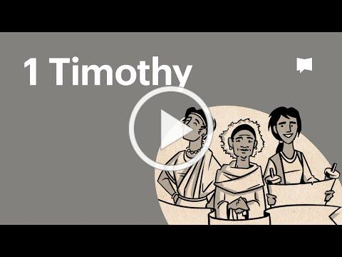 Overview: 1 Timothy