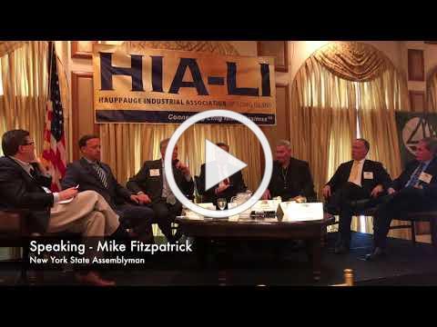 HIA-LI Annual Meeting & Legislative Breakfast 1.19.18