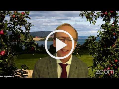 The Joy of Reflection | Rev. Michael Benson