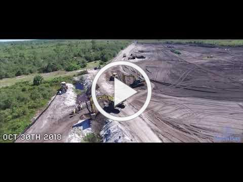 Palm Bay Southern Interchange Update - October 30th, 2018