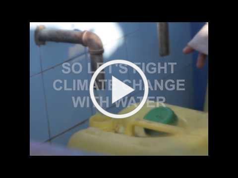 #WWD2020 Climate change is water change