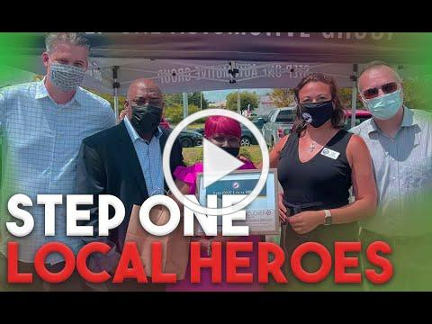 Step One Local Heroes, South Savannah