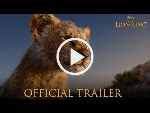 The Lion King Official Trailer