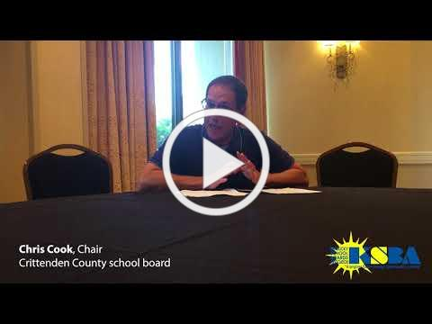 KSBA Sounding Board - Chris Cook