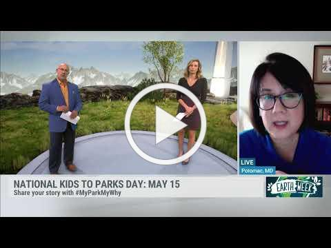 Park Trust Executive Director Grace Lee talks to The Weather Channel about Kids to Parks Day 2021.