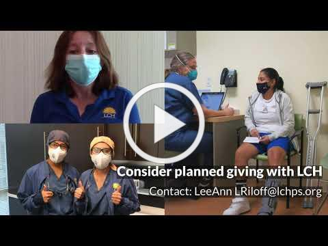 LCH Planned Giving