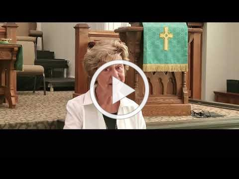 "Sermon, July 18th ""God Sees & Hears"" Pastor Alyce"
