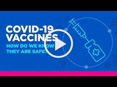 COVID-19 Vaccines: How Do We Know They Are Safe? | April 2, 2021