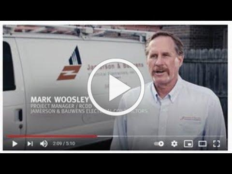 Jamerson & Bauwens Electrical Contractors featured on Built to Last