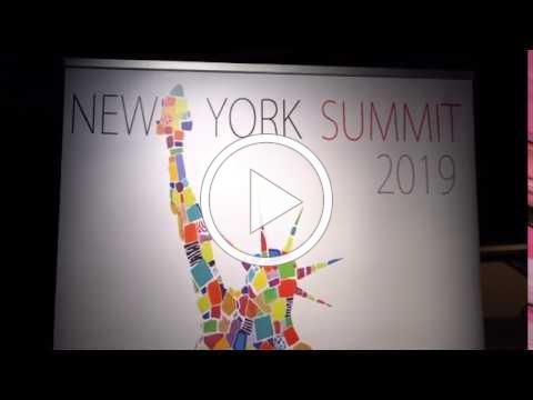2019 New York Summit Awards Gala - Cuco de Frutos