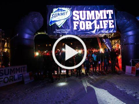 12th Annual Summit for Life Event - Chris Klug Foundation