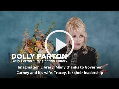 Expanding Dolly Parton's Imagination Library Statewide