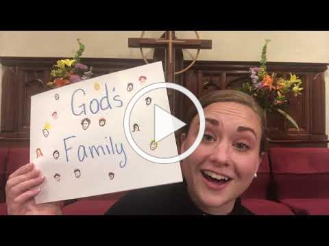 Grace Children's Sermon for the Eight Sunday after Pentecost + 7-18-21