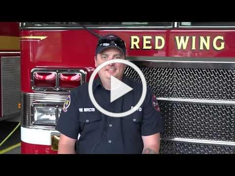 Fireworks Safety with the Red Wing Fire Department