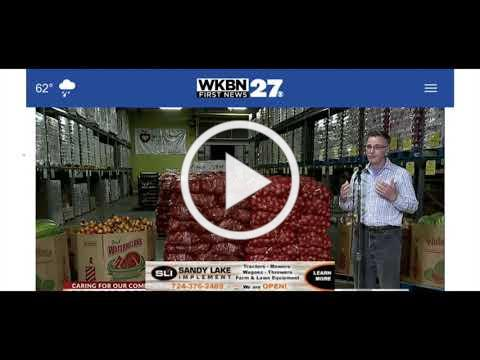Second Harvest Interview May 7, 2020