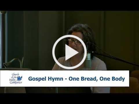 Third Sunday of Easter - Morning Prayer at Holy Comforter